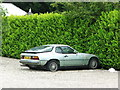 TR2656 : Vintage 1981 Porsche 924, Staple by Chris Whippet