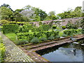 SW9147 : Walled garden at Trewithen House by don cload