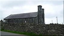 SH1727 : Eglwys Newydd in Aberdaron by Jeremy Bolwell