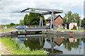 SE6213 : Kirkhouse Green Swing Bridge by Graham Hogg