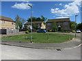 TL3844 : Victoria Way, Melbourn by Hugh Venables