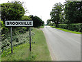 TL7396 : Brookville, a hamlet north of Methwold by Adrian S Pye