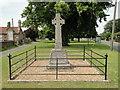 TF6105 : Wimbotsham and Stow Bardolph War Memorial by Adrian S Pye
