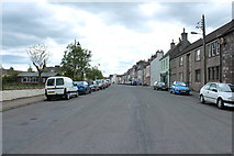 NX4355 : North Main Street, Wigtown by Billy McCrorie