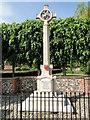 TM0081 : Garboldisham War Memorial by Adrian S Pye