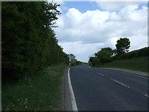 NZ3549 : Gillas Lane (B1404) by JThomas