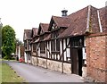 TL5338 : Verger's cottage and parish rooms. Saffron Walden by Jim Osley