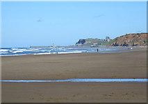 NZ8612 : Sandsend Beach by JThomas