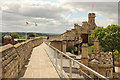 SK9771 : Lincoln Castle by Richard Croft