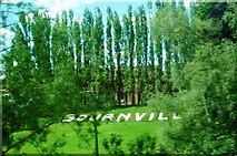 SP0481 : Bournville from railway line by Clint Mann