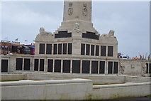 SX4753 : Plymouth Naval Memorial by N Chadwick