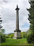 NZ1759 : The Statue of Liberty. No, not the American one, its our one - at Gibside by Derek Voller