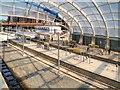 SJ8499 : Redevelopment of Metrolink Platforms at Victoria Station (June 2015) by David Dixon