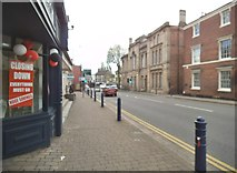 SO9596 : Lichfield Street View by Gordon Griffiths