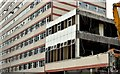 J3373 : Demolition, former College of Business Studies, Belfast - June 2015(9) by Albert Bridge