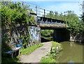 SP4909 : Bridge 236A: Wolvercote Railway Bridge by Mat Fascione