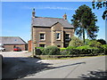 SJ5275 : Manor House Farm, Newton by Jeff Buck