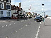 TR3752 : Looking north along Beach Street by John Baker