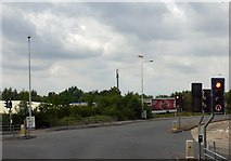 SJ9297 : The A6140 at Audenshaw by Gerald England