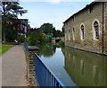 SP5006 : The restored Old Malthouse on the Castle Mill Stream by Mat Fascione