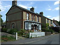 TL2755 : Houses on Church Street, Great Gransden by JThomas