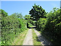 SE7664 : Access  road  from  Westow  Low  Grange by Martin Dawes