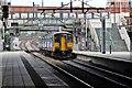 SJ8499 : Northern Rail Class 150, 150203, platform 3b, Manchester Victoria railway station by El Pollock