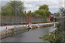 J3674 : Connswater Greenway from Connswater Street by John Thompson