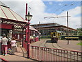 SY2490 : Seaton  Tramway  Station by Martin Dawes