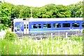 NT5234 : Train at Tweedbank by Jim Barton