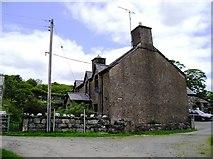 SH6129 : Crafnant Farm by Chris Andrews