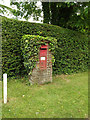 TM1280 : Walcot Green Victorian Postbox by Adrian Cable
