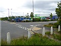 NZ3356 : Asda Recycles, Pattinson Industrial Estate by Oliver Dixon