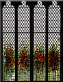 TF0645 : Yvonne Double Memorial window, St Denys' church, Sleaford by Julian P Guffogg
