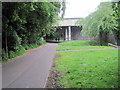 NT2676 : Junction Road Halt railway station (site), Edinburgh by Nigel Thompson