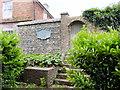 TQ5306 : Gate to Chiverbridge House by PAUL FARMER