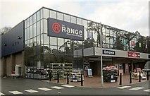 SX9364 : The Range, Torquay by Derek Harper