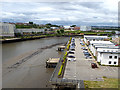 NZ3857 : Waterfront on the River Wear by Oliver Dixon