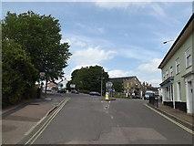 TM3877 : Bridge Street, Halesworth by Adrian Cable