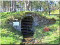 NY7843 : Old mine level, Nenthead by Mike Quinn