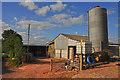 SX9097 : Upton Pyne : Glebelands Farm by Lewis Clarke