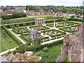 SP2772 : Castle Garden View by Gordon Griffiths