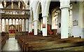 TM1473 : St Peter & St Paul, Eye - South arcade by John Salmon