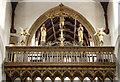 TM1473 : St Peter & St Paul, Eye - Rood by John Salmon