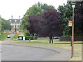 TL1798 : Thorpe Hall from Audley Gate by Stephen McKay