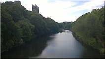 NZ2742 : River Wear and Durham Castle by Tony Simms