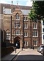 TQ3181 : Church of St Alban the Martyr, Brooke Street, Holborn by Julian Osley