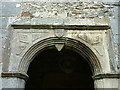 NY6413 : Arched doorway, Gaythorne Hall by Karl and Ali