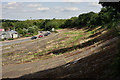 TQ0661 : Brooklands Race Track by Peter Trimming
