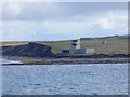 HY4719 : Galtness Coastal Gun Battery by Oliver Dixon